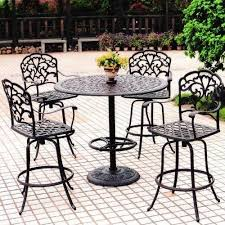 5 Piece Patio Bar Set by 26 Best Garden Patio Furniture Sets Images On Pinterest