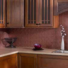 copper backsplash for kitchen kitchen dining metal frenzy in kitchen copper backsplash ideas