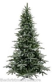 pre lit noble fir artificial tree grandin road