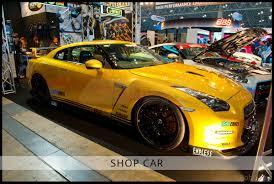 Nissan Gtr Gold - top secret gold gt r gt rr
