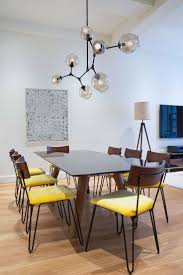 Mid Century Modern Dining Table 492 Best Modern Dining Rooms Images On Pinterest Modern Dining