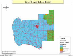 Counties In Illinois Map by Home Jersey County Clerk