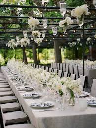 wedding reception tables hanging wedding decorations part 3 the magazine