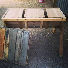 pallet wood top bar beehive top bar beehive with observation