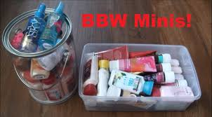 travel size images Bath body works collection travel size mini products jpg