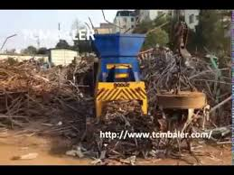 tcm baler used metal container shear iran sri lanka senegal