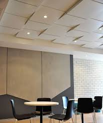Installing Ceiling Tiles by Decorative Soundproof Ceiling Tiles Davinci Pictures