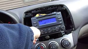 replacement of 2010 hyundai elantra stereo youtube