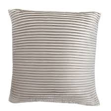 18 square velvet pillow cover 18 inch square the company store