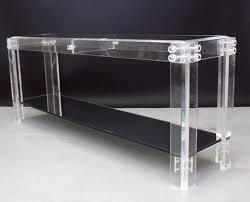 Acrylic Console Table Ikea Acrylic Side Table Ikea Home Design Ideas