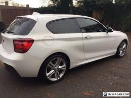 bmw series 3 white 2013 sports convertible 116 for sale in united kingdom