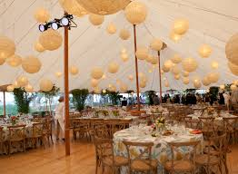 paper lanterns with lights for weddings paper lanterns are a great way to utilize the high ceilings of our