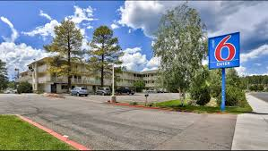 Flagstaff Zip Code Map by Motel 6 Flagstaff West Woodland Village Hotel In Flagstaff Az