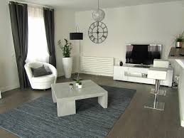 deco cuisine noir et blanc modele cuisine noir et blanc rideaux pour salon noir et blanc