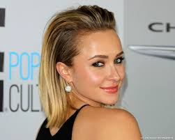best brush for bob haircut hayden panettiere is our hair hero try her wet look hairstyle