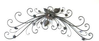 Garden Wall Decor Wrought Iron Wall Decor How To Hang Wall Art Mosaic Medley 67 Winsome How To