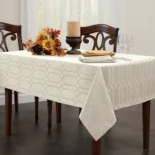 amazon com benson mills chagall spillproof fabric tablecloth 60