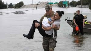 harvey deja miles de damnificados e inundaciones severas en texas