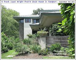frank lloyd wright inspired home with lush landscaping frank lloyd wright landscape house falling water architecture frank