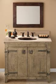 Bathroom Vanities And Sinks 33 Stunning Rustic Bathroom Vanity Ideas Remodeling Expense
