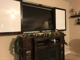 how to mount a tv and hide the wires 5 steps mvt