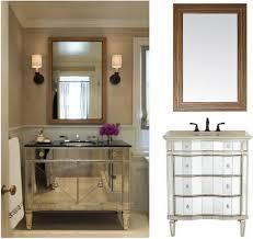 wondrous bathroom vanity mirrors for com ideas brushed nickel