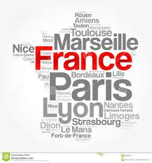 Nancy France Map by List Of Cities And Towns In France Stock Illustration Image
