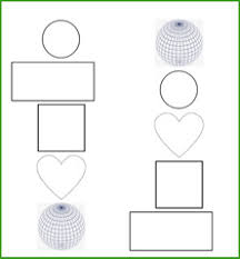 geometry worksheets geometry shapes math worksheets and math