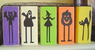 halloween blocks u0026 pumpkins