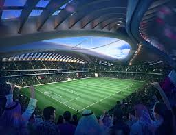 2022 fifa world cup here u0027s a look at five under construction world cup stadiums in