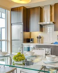 Urban Kitchen Toronto - furnished apartments for rent in downtown toronto urban flats