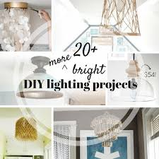 20 fantastic ideas for diy 20 more diy lshade diy light and diy l ideas the
