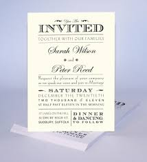 wording of wedding invitations wedding invitation wording exles no parents best of sle
