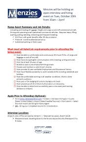 Resume For Airport Jobs by Connectup Job Opportunities 10 13 15