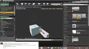 create blueprints unreal engine 4 how to create a character from scratch using