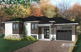 bi level floor plans with attached garage drummond house plans houseplans twitter