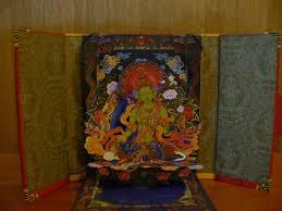 tibetan buddhist altars jane jolly