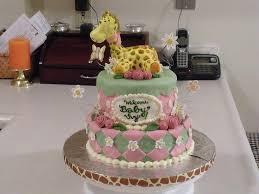 baby shower cake giraffe design ideas giraffe cakes decoration