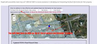 Fema Interactive Flood Map Which Flood Map Do I Use U2013 Borough Of Monmouth Beach