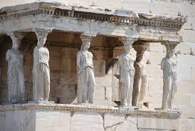Parthenon Interior Greece U2013 Marc Zawel