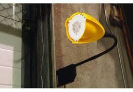 led loading dock lights led dock lighting docklite phoenix lighting