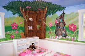 Houzz Bedrooms Traditional My Houzz An Enchanted Forest Bedroom Traditional Kids