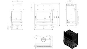 kratki stoves ireland kildare stoves oliwia 22kw right corner glass