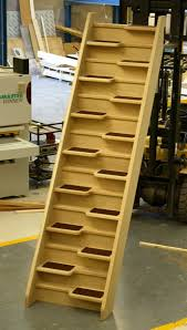 bespoke spacesaver stairs wooden staircases made to measure uk