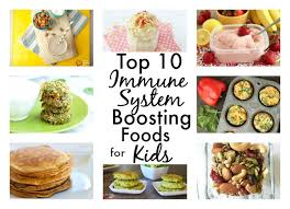 top 10 immune system boosting foods for with ideas and
