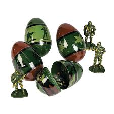 camouflage easter eggs camouflage easter eggs filled soldiers 12 pack easter hunts