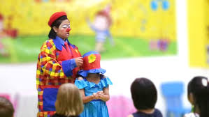 clowns for kids birthday in malaysia allan friends studios clowns book online now allan friends studios malaysia
