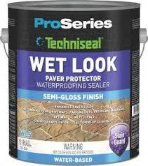 Wet Look Patio Sealer Reviews The Advantages Of Applying A Wet Look Paver Sealer Wet Look Paver