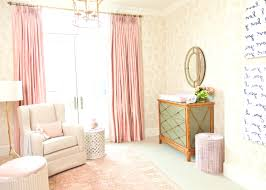 Pink Nursery Curtains by Bedroom Coral Bedroom Curtains For Fantastic Bedroom Charming