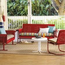 Vintage Outdoor Patio Furniture Retro Outdoor Furniture Collection Traditional Patio Furniture